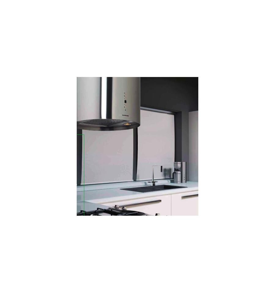 hotte murale silverline nix 40cm inox h20940015 rvlp. Black Bedroom Furniture Sets. Home Design Ideas