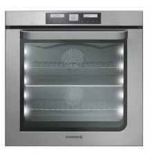 FOUR MULTIFONCTION PYROLYSE 73 L INOX ROSIERES RFA64FIN