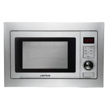 Amazing Microondes Gril Integrable Niche Cm Inox Airlux Amiix With Micro  Onde Gril