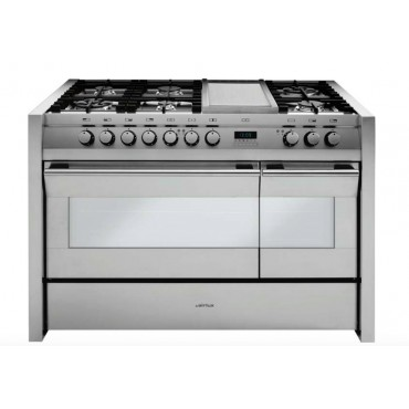Centre de cuisson semi professionel double four catalyse airlix cc122mc rvlp - Piano de cuisson semi professionnel ...
