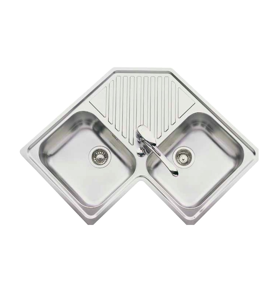 Petit evier encastrable for Evier encastrable inox 1 bac