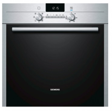 FOUR MULTIFONCTION ECOCLEAN 67L INOX SIEMENS HB43AB522F