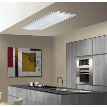 hotte de plafond airone jupiter 900 cadre inox rvlp. Black Bedroom Furniture Sets. Home Design Ideas