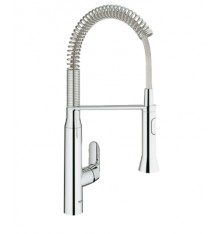 GROHE MITIGEUR K7 PRO MEDIUM A DOUCHETTE ORIENTABLE CHROMÉ