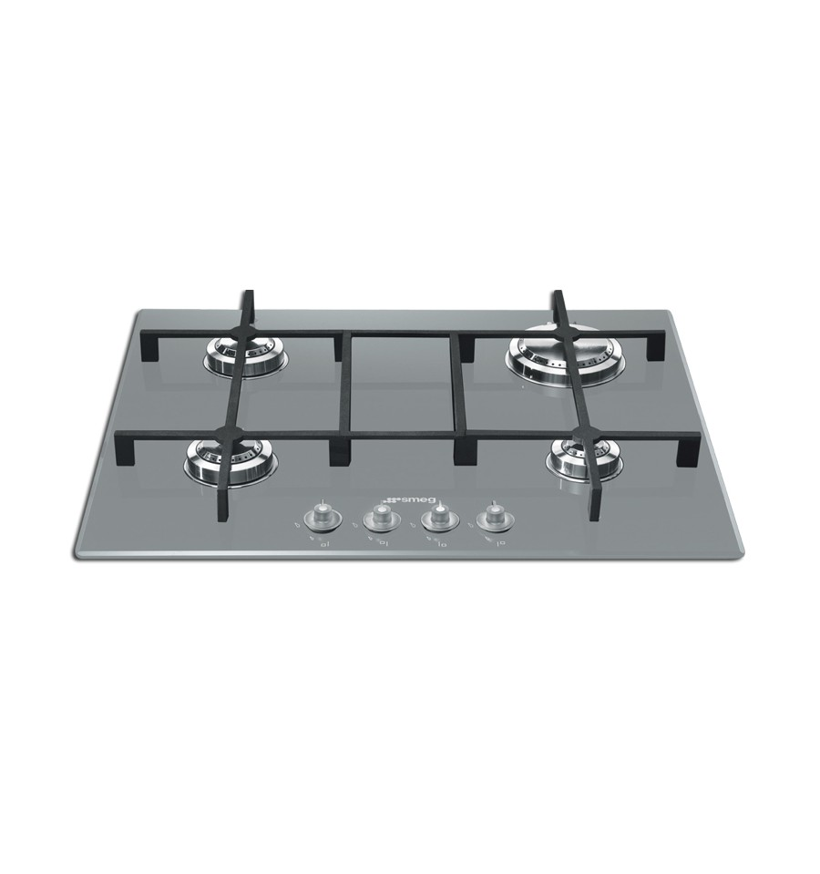 Table de cuisson gaz smeg pv640s rvlp - Table de cuisson au gaz ...